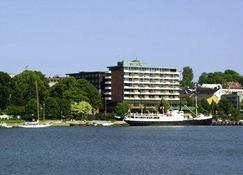 Quality Hotel Klubben - Tønsberg - Bygning