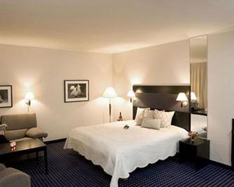 Hotel Klubben - Tønsberg - Bedroom