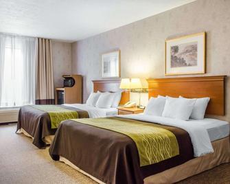 Comfort Inn - Huntingdon - Slaapkamer