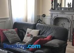Appartement Chic & Charme - Bergerac - Living room