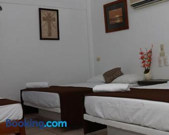 Hotel Arrecife Chachalacas - Playa de Chachalacas - Schlafzimmer