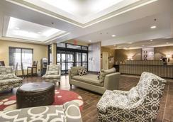 Comfort Suites - Saskatoon - Lobby