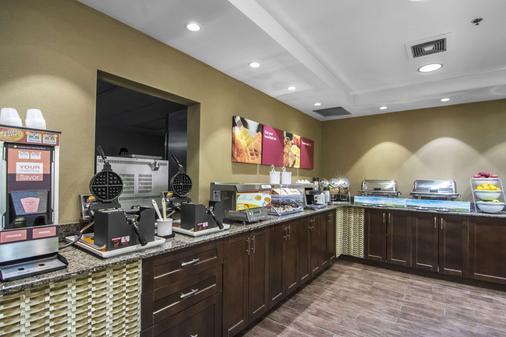 Comfort Suites - Saskatoon - Buffet