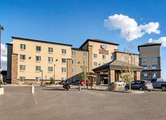 Comfort Suites Saskatoon - Saskatoon - Building