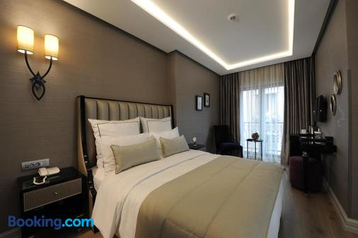 Le Petit Palace Hotel - Istanbul - Bedroom