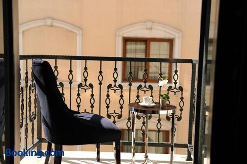 Le Petit Palace Hotel - Istanbul - Balcony
