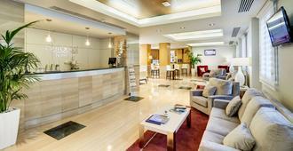 Hotel Sercotel Alcalá 611 - Madrid - Recepción