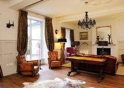 Brooks Hotel - Edinburgh - Living room