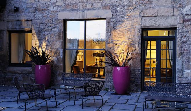 Brooks Hotel - Edinburgh - Patio