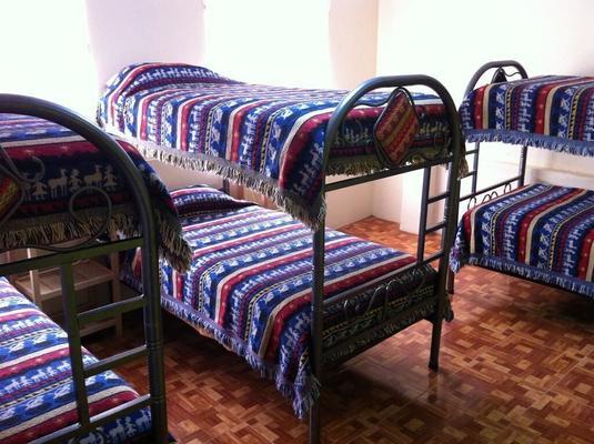 IntiKilla backpackers Pisac - Hostel - Pisac - Bedroom