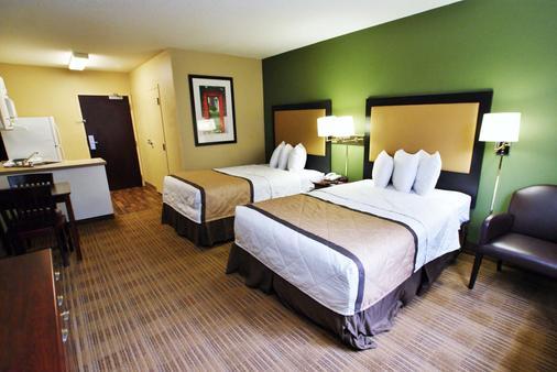 薩克拉門托羅斯維爾美國長住酒店 - 羅斯維爾 - 羅斯維爾 - 臥室