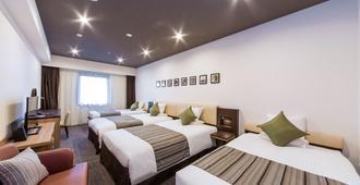 Hotel Mystays Premier Kanazawa - קאנאזוואה - חדר שינה