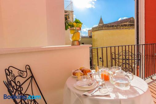 Diecisedici - Amalfi - Balcony