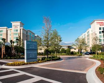 Springhill Suites Orlando At Flamingo Crossings Town Center/Western Entrance - Winter Garden - Building