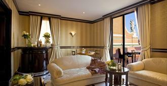 Grand Hotel Majestic già Baglioni - Bologna - Wohnzimmer