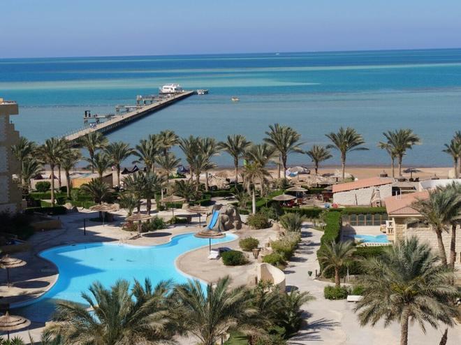 Seashore Homes - Hurghada - Pool