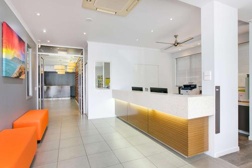 Comfort Inn Cairns City - Cairns - Front desk