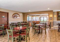 Quality Inn Lakefront - Saint Ignace - Restaurant