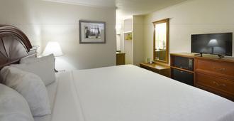 Belle Aire Motel - גאטלינברג - חדר שינה