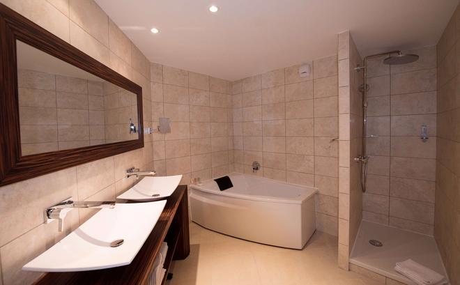 Best Western Plus Le Patio des Artistes - Cannes - Phòng tắm