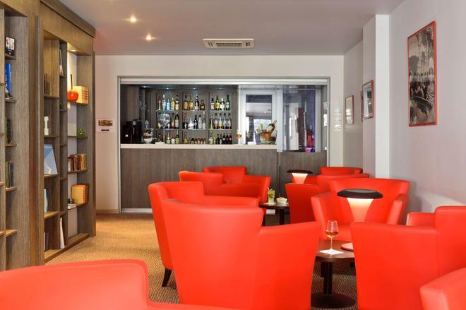 Best Western Plus Le Patio des Artistes - Cannes - Bar