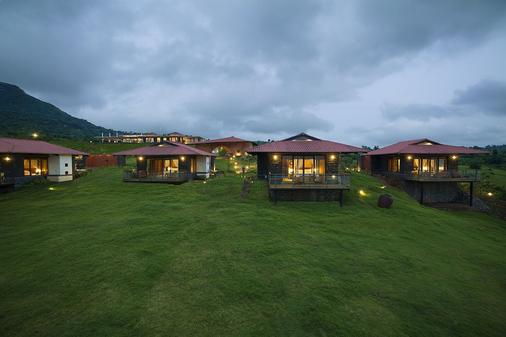 Amanzi - The Boutique Resort - Lonavala - Κτίριο