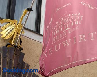 Hotel & Brauerei-Gasthof Neuwirt - Neuburg an der Donau - Gebouw