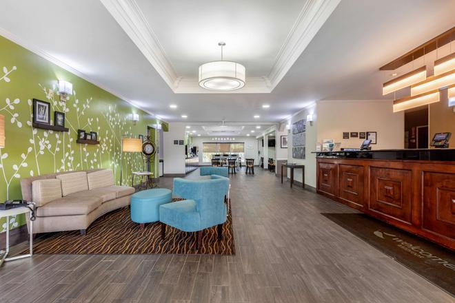 Sleep Inn & Suites Millbrook - Prattville - Millbrook - Lobby