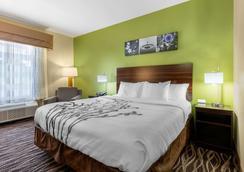 Sleep Inn & Suites Millbrook - Prattville - Millbrook - Bedroom