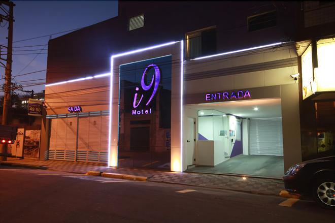 I9 Motel - Adults Only - Santos - Rakennus