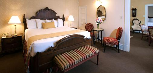 Hotel Colorado - Glenwood Springs - Phòng ngủ