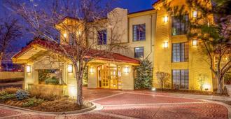 La Quinta Inn Colorado Springs Garden of the Gods - Colorado Springs - Byggnad