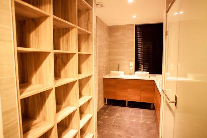 昌吉一號記憶旅店 - 台北 - 浴室