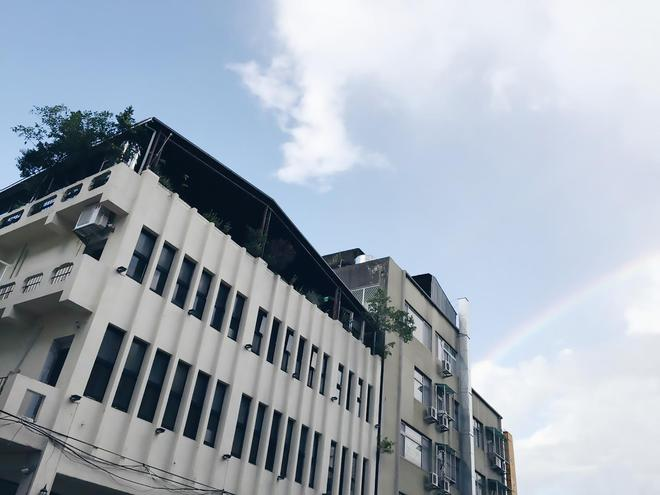 Luckyone Hostel - Taipéi - Edificio