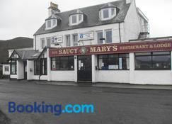 Saucy Mary's Hostel - Isle of Skye - Byggnad