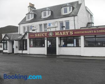 Saucy Mary's Hostel - Isle of Skye - Building