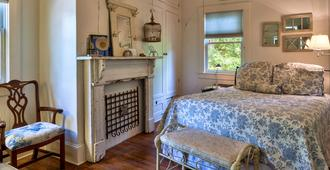 Hill House Bed & Breakfast - Asheville - Soverom