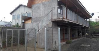 Hospedaje Los Abuelos - Pichilemu - Edificio