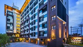 Livotel Hotel Kaset Nawamin Bangkok - Bangkok - Edificio