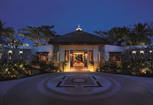 Shangri La's Tanjung Aru Resort and Spa - Kota Kinabalu - Building