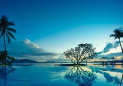 Shangri La's Tanjung Aru Resort and Spa - Kota Kinabalu - Bể bơi