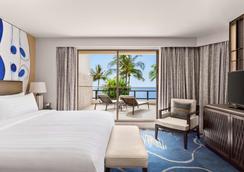 Shangri La's Tanjung Aru Resort and Spa - Kota Kinabalu - Bedroom