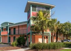 Best Western Charleston Inn - Charleston - Building