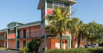 Best Western Charleston Inn - Charleston - Edificio