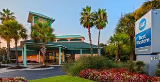 Best Western Charleston Inn - Charleston - Bangunan