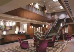 The Blackwell Inn And Pfahl Conference Center - Columbus - Nhà hàng