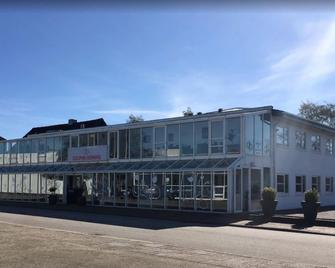 Dolphin Hotel Herning - Herning - Gebouw