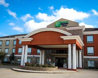 Holiday Inn Express Hotel And Suites Nacogdoches - Nacogdoches - Gebäude