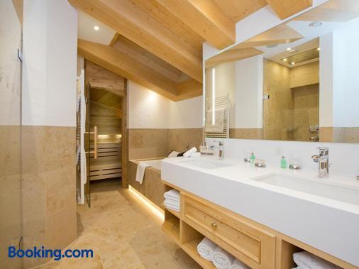 伯格维特渡假村 - 萊希阿爾貝格 - 萊赫 - 浴室