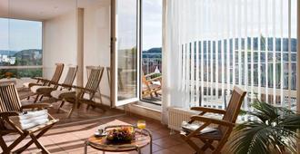 Mercure Hotel Hameln - Hameln - Balkon
